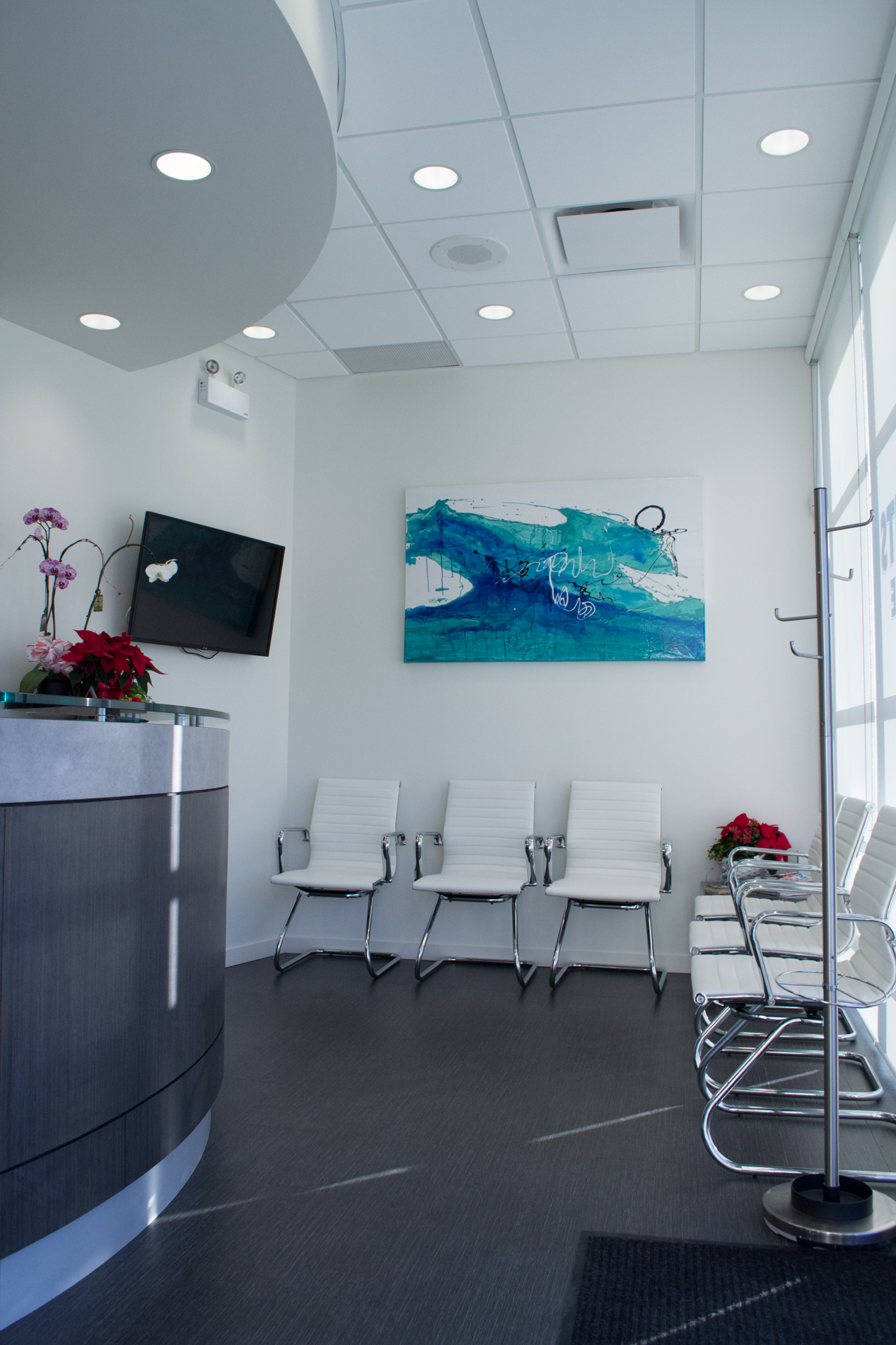 Valley Family Dentistry Waiting Room