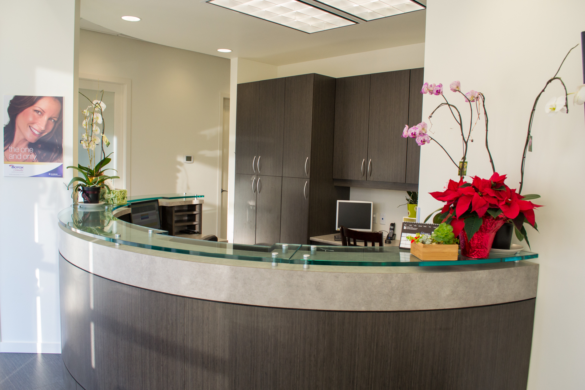 Reception at Valley Family Dentistry